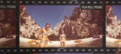 Film Roll Promo