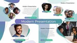 Clean Modern Presentation