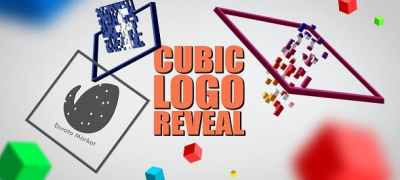 Cubic Logo Reveal