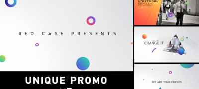 Unique Promo v7 | Corporate Presentation