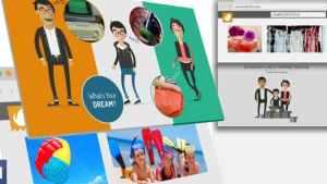 Family Shopping - Online Shop Promo