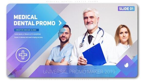 Download Medical Dental Center Promo – FREE Videohive