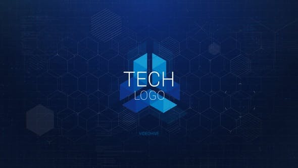 Download Tech Logo – FREE Videohive