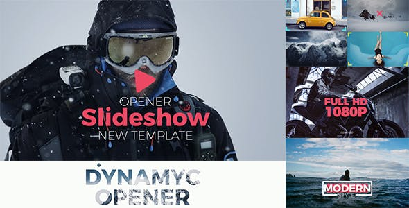 Download Dynamic Opener – FREE Videohive