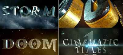 Cinematic Title 1