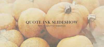 Quote Ink Slideshow
