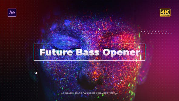 Download Future Bass Opener – FREE Videohive