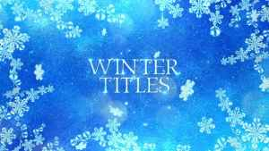 Winter Titles