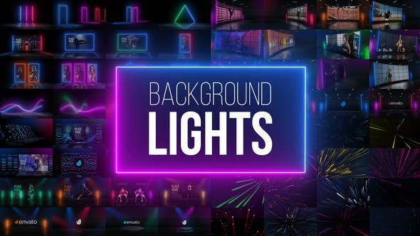 Download Background Lights – FREE Videohive