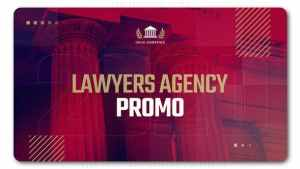Lawyer Agency Promo