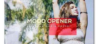 Mood Media Opener | Slideshow