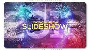New Year Countdown Slideshow | Opener