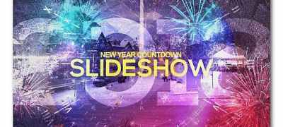 New Year Countdown Slideshow | Opener