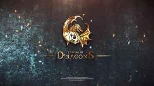 Epic Fantasy Logo Reveal