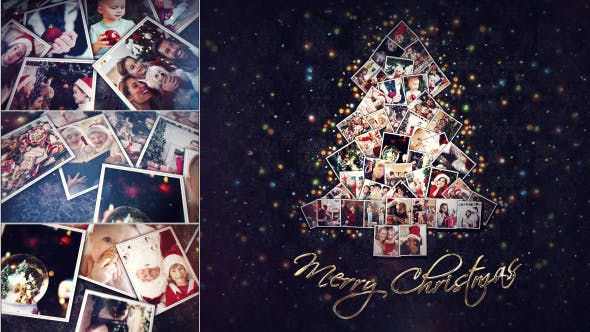 Download Christmas Photo Slideshow – FREE Videohive