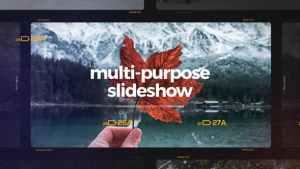 Multipurpose Slideshow