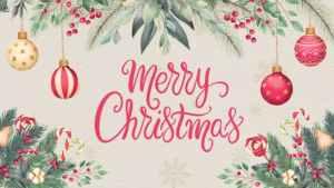 Christmas Card Opener