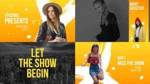 Fashion Event Broadcast