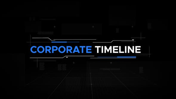 Download Corporate Timeline Cinematic Slideshow – FREE Videohive