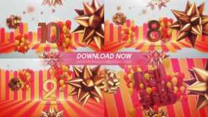New Year 2020 Countdown l New Year Celebration Template
