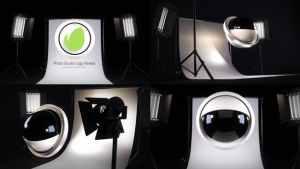Photo Studio Logo Reveal