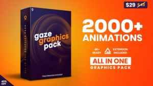 Gaze - Graphics Pack