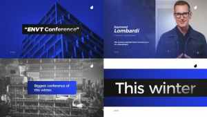 ENVT Conference // Event Promo