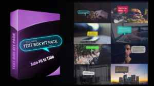 Text Box Kit Pack