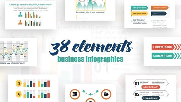 Download Infographics Vol.21 – FREE Videohive
