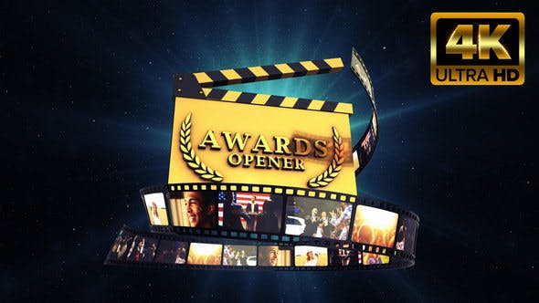 Download Cinema Awards Opener – FREE Videohive