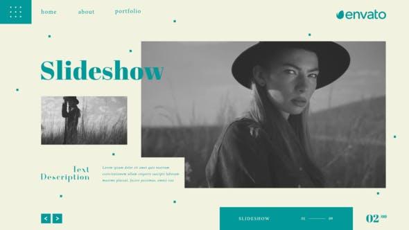 Download Modern Slideshow – FREE Videohive