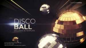 Disco Ball Opener