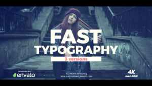 Fast Typography