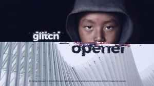 Glitch Intro - Glitch Opener