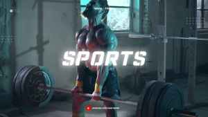 Sport Youtube Channel Opener / Glitch Fitness and Workout