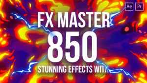 FX Master - Cartoon Action Elements