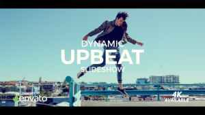Dynamic Upbeat Slideshow