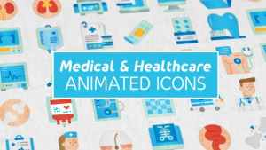 Medical & Healthcare Icons