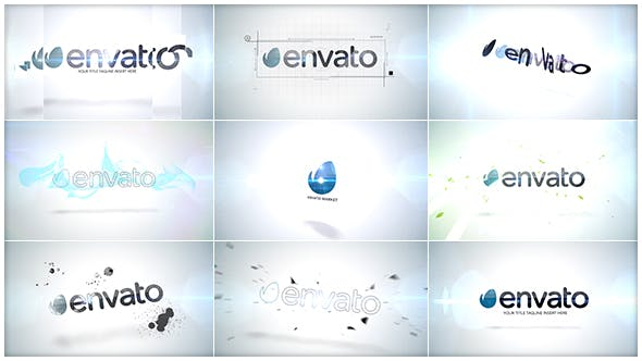 Download Clean Logo Pack – FREE Videohive