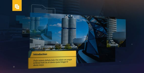 Download Modern Corporate Presentation – FREE Videohive