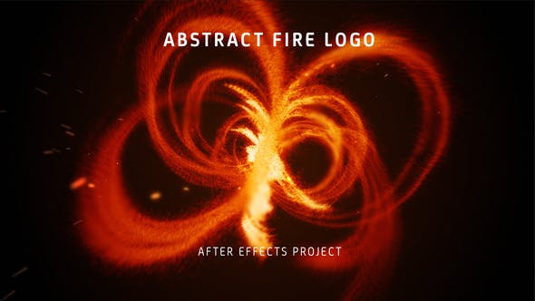 videohive abstract fire logo download free after effects. Black Bedroom Furniture Sets. Home Design Ideas