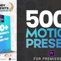 MOST HANDY MOTION PRESET FOR PREMIERE PRO - MOTION ARRAY