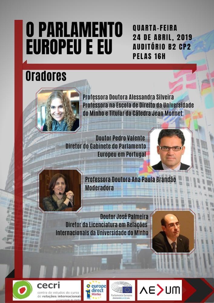 O Parlamento Europeu e EU