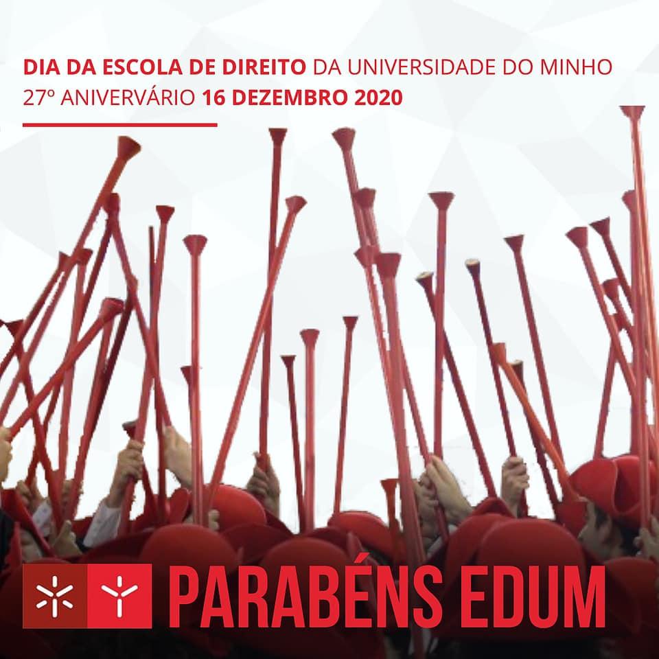 27º Aniversário da EDUM – Discurso do Presidente da AEDUM