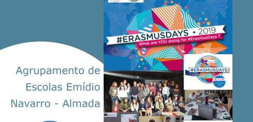 Evento #ERASMUSDAYS Portugal