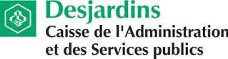 Caisse Desjardins de l'Administration et des Services publiques