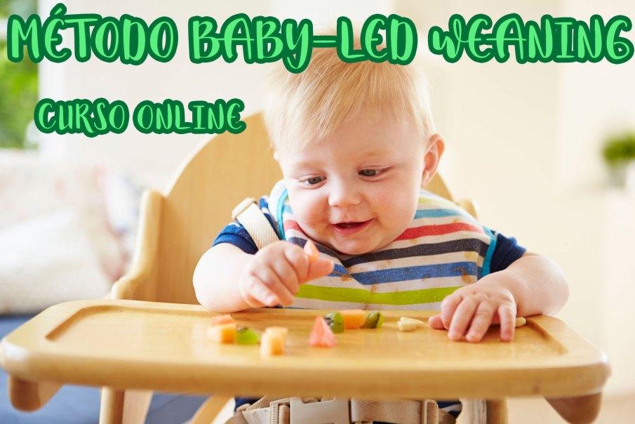 Curso Online: Alimentación complementaria con el método Baby-led Weaning (BLW)