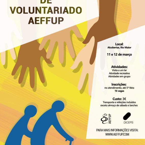 Fim de Semana de Voluntariado AEFFUP