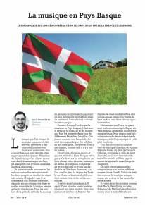 musique pays basque