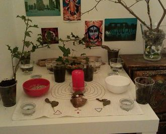365 Aware Altars-Day 001